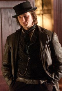 "Tom Weston-Jones, aka Kevin Cochran on ""Copper"".  Why, oh why did they cancel this great show?"