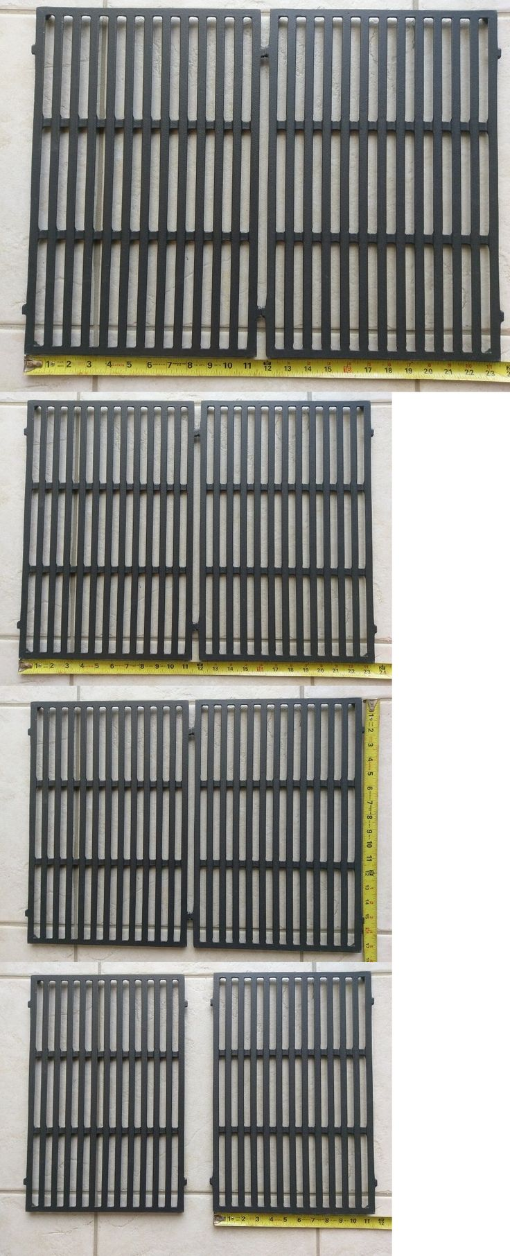 BBQ and Grill Replacement Parts 177018: Weber 7638 Porcelain Enamel Cast Iron Grill Grates For Spirit 300 Series -> BUY IT NOW ONLY: $98.83 on eBay!