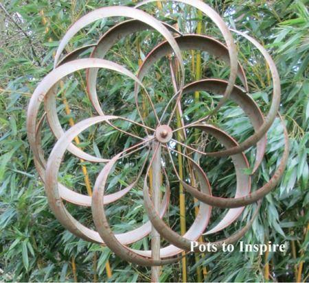 Jonart Wind Spinner Metal Granchester Garden Sculpture | Woodside Garden  Centre | Pots To Inspire