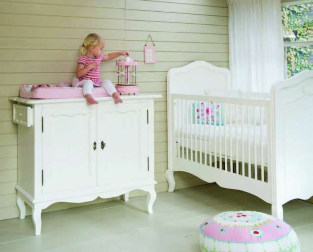 Inspiring Shabby Chic Nursery Furniture