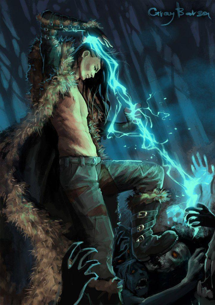 Black Desert Online Sorcerer by GrayBarsa on DeviantArt ...