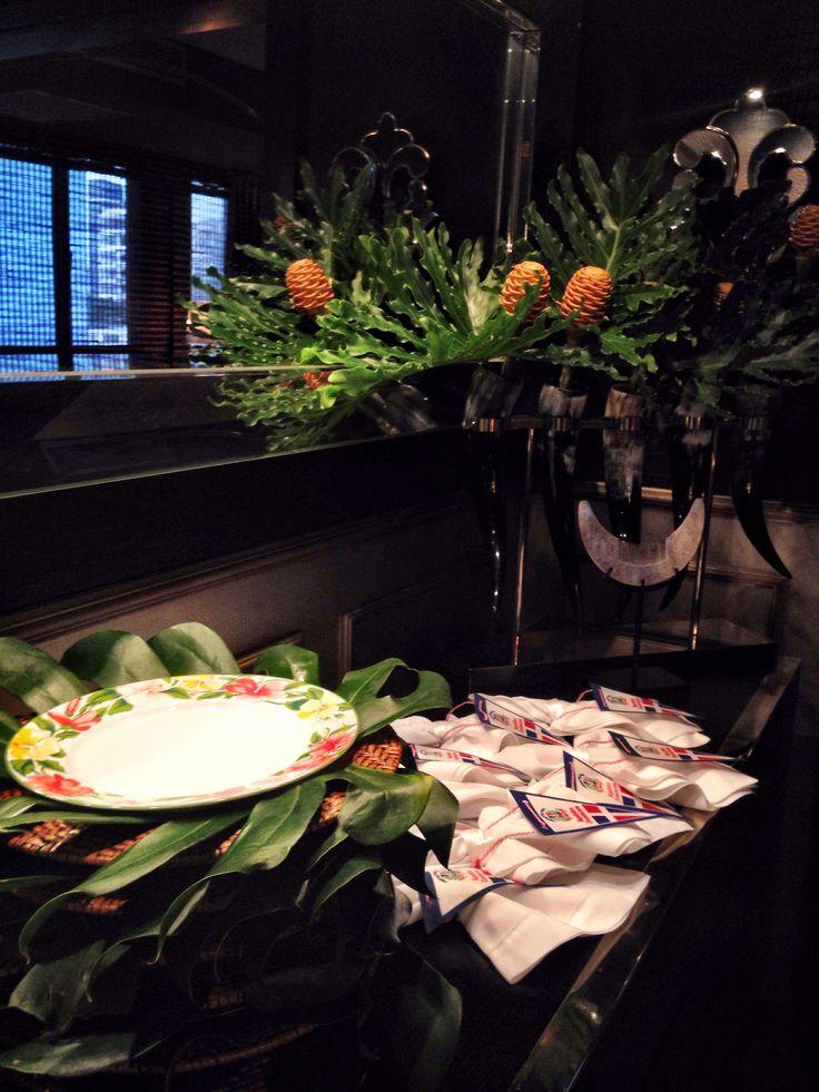 Cayenne plates