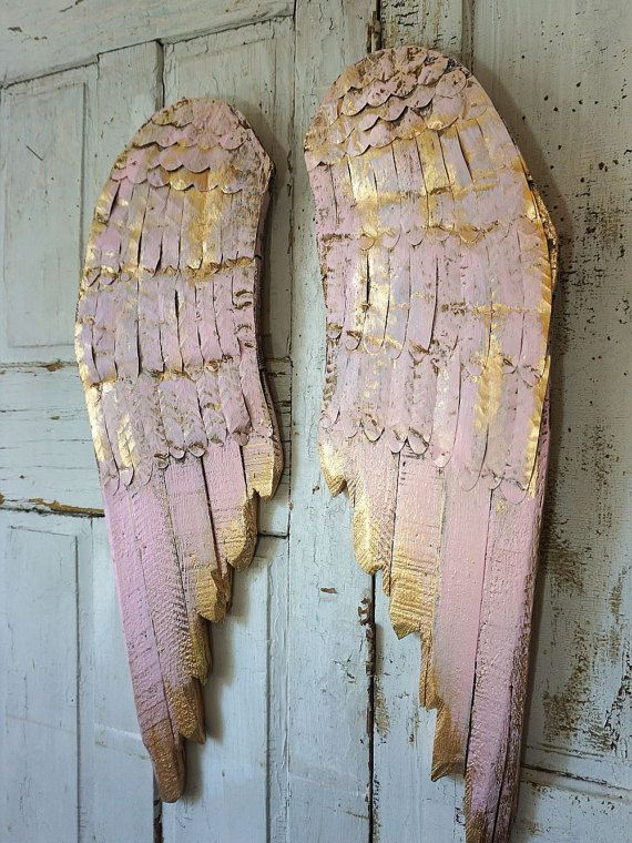 Wooden Angel Wings Wall Decor 266 best angel wings wall decor..all kinds of wings! images on