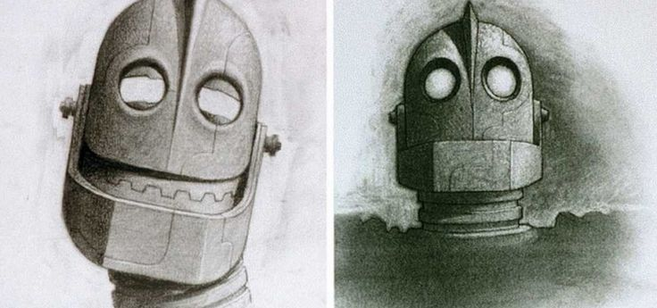 Brad Bird's 'Iron Giant' Is Getting An Art Book (Preview)
