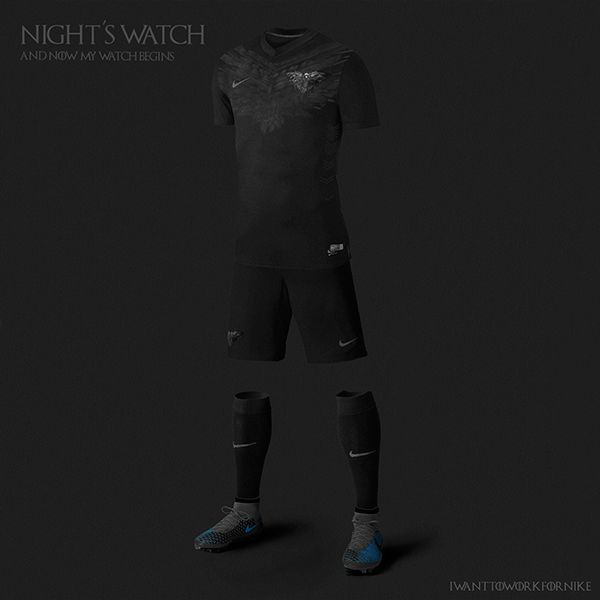 These 'Game of Thrones'-themed World Cup kits are sweet - SBNation.com