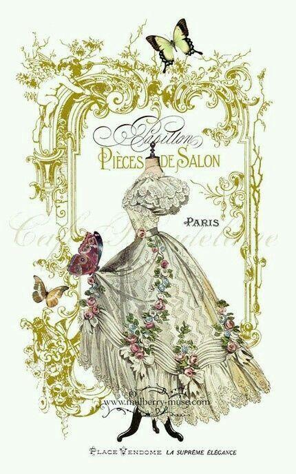 Graphics For Parisian Dress Form Graphics | www.graphicsbuzz.com