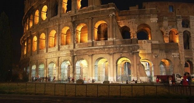 Rome en 5 jours   Italie-decouverte