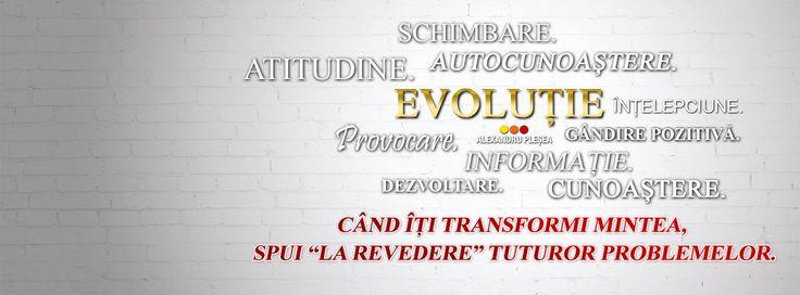Semnează Manifestul Evoluției. Te invit să ne antrenăm împreună pe www.alexandruplesea.ro