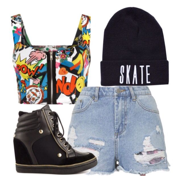 My skate outfit