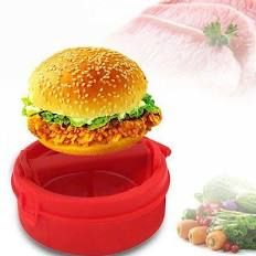 Stuffed Burger Making Press Hamburger Maker Kitchen Cooking Tool Cj