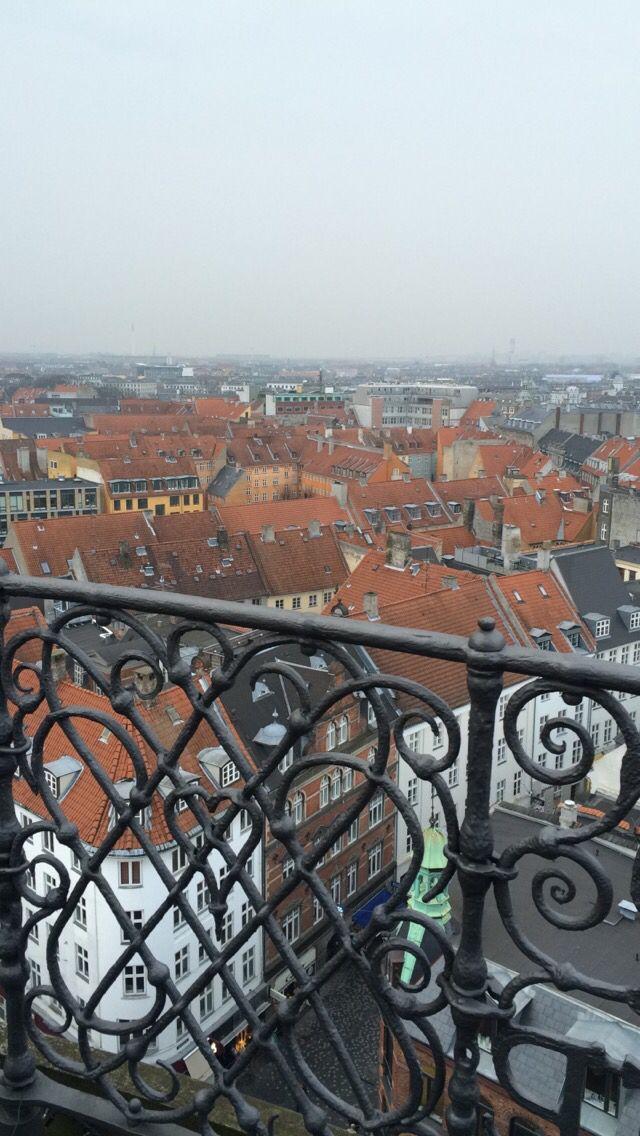 Round tower view, Copehagen