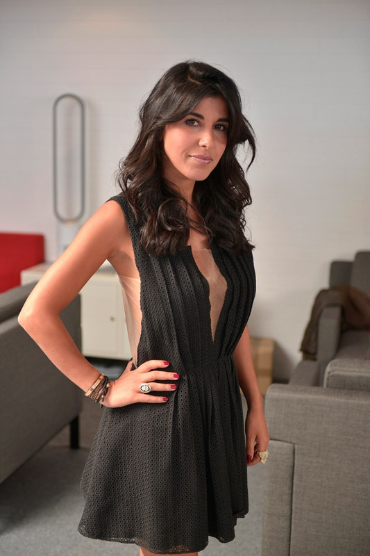 Reem Kherici - Press Junket Du Film -7111