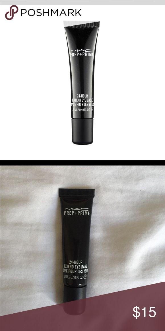 MAC PREP+PRIME 24 Hour Extend Eye Base Primer Never Used MAC PREP+PRIME 24 Hour Extend Eye Base Primer MAC Cosmetics Makeup Eye Primer