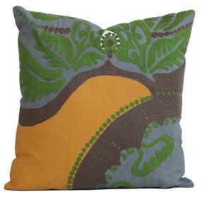 - Suzani Square Scatter Cushion