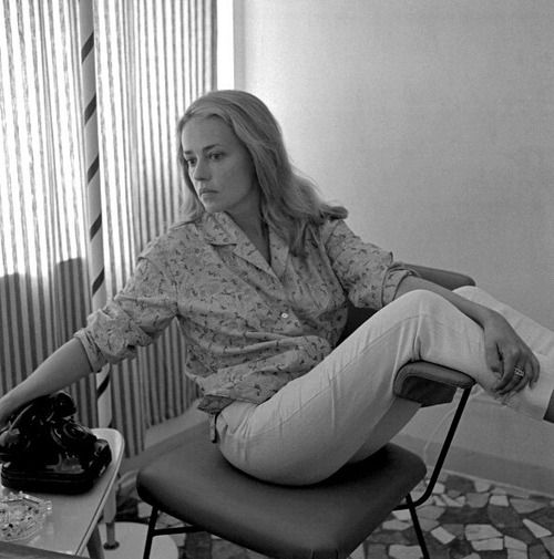 Jeanne Moreau 1958