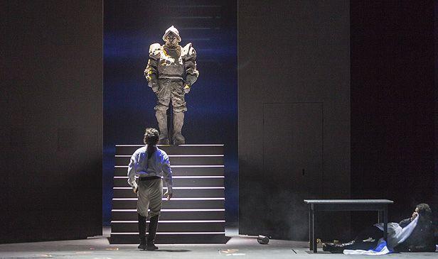 Don Giovanni, de Mozart. Ópera