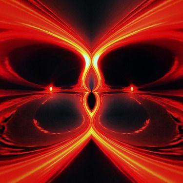 Saatchi Online Artist Simone Albiani; New Media Art, the sun of reason #art