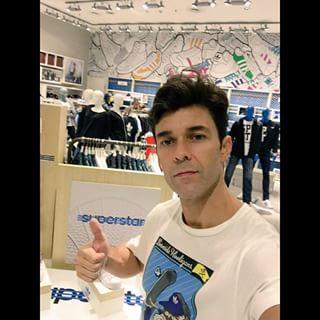 "Mariano Martinez (@marianom78): ""Gracias @adidasAR @MajoPandullo por acompañarme siempre !"" - Foro subida via Instagram #MarianoMartinez #Adidas #Argentina #EsperanzaMia"