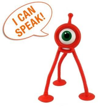 Echo Bot - Scare your friends with this motion sensor voice message - Boo!! Under £7