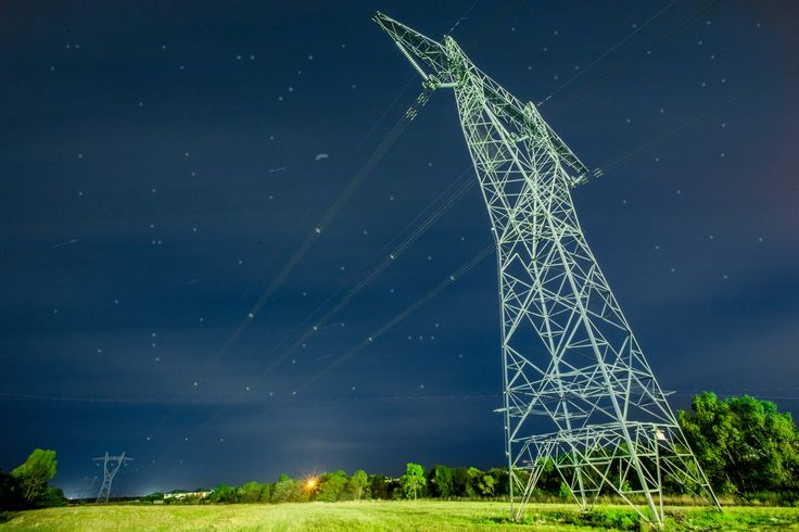 a HDR image of 7 of the photos taken on the night, if yo look close you can see the greet laser on the power line structure. i have manually edited in stars, they are not actually there, it may look close but it isn't and doesn't feel right to fake the stars in the sky. for me this is too much editing but it is close to the original effect i wanted