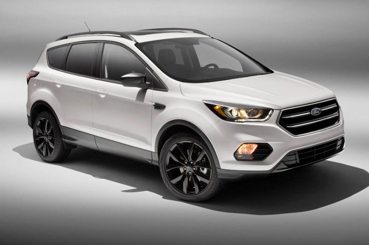 Recap - 2017 Ford Escape Gets Sport Appearance Package - USA