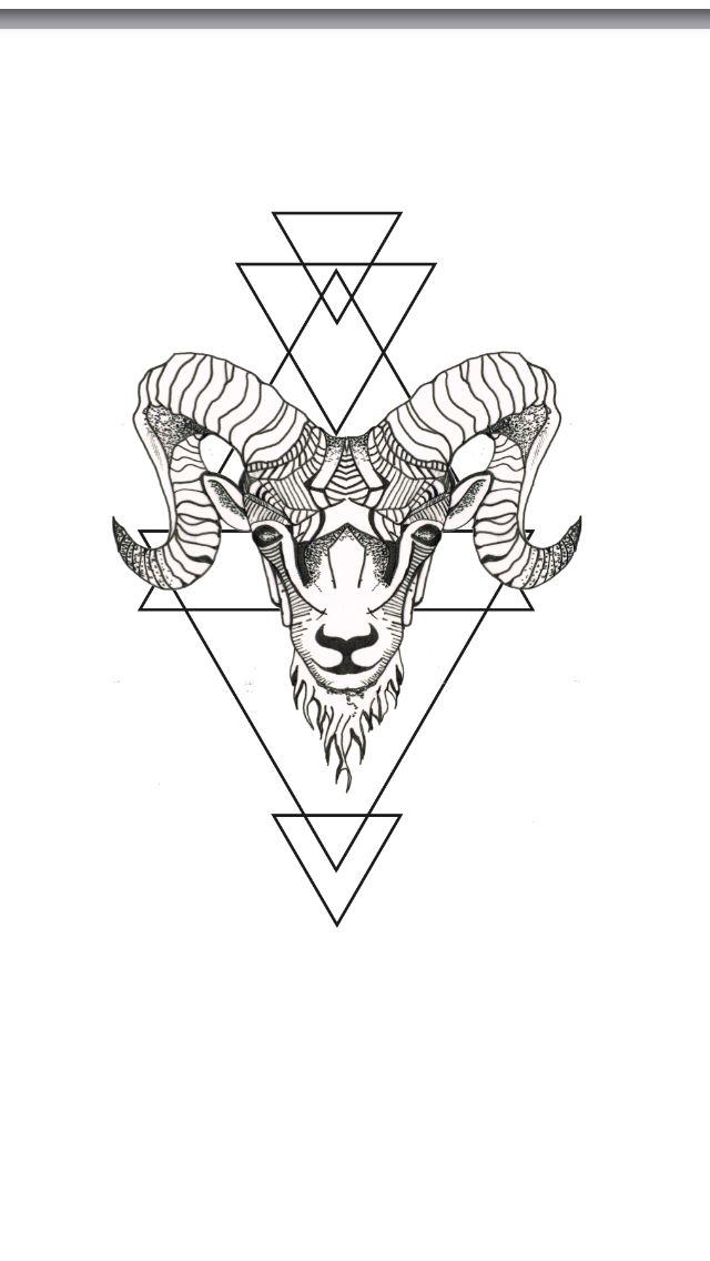 Zodiac Tattoo Inspirations :: Aries