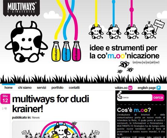 Multiways Italian website