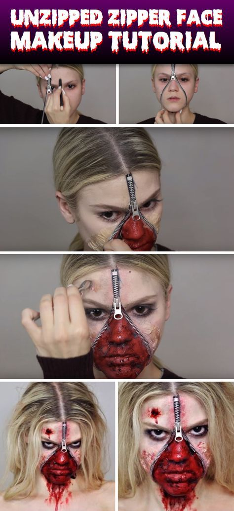 38 best Halloween Make Up Tutorials images on Pinterest ...
