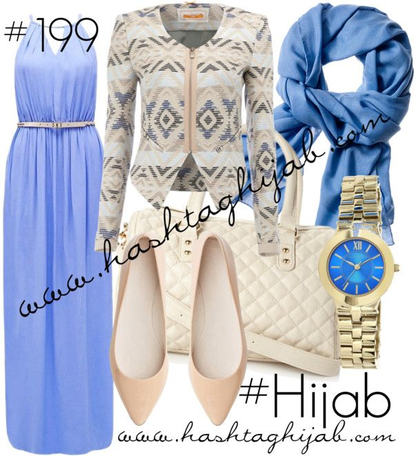 Hashtag Hijab Outfit #199