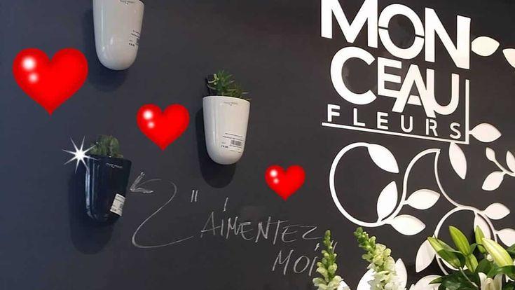 Stéphanie et Matthieu Metzger – Ouverture remarquée d'une boutique fleuriste Monceau Fleurs à Nantes