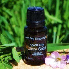 """Cramps?  Womenly discomfort? Hormonal Imbalance?  You need some """"Love my Clary Sage"""" from Love My Essential Oils!  We have some of the lowest prices around!  Click to see..."""