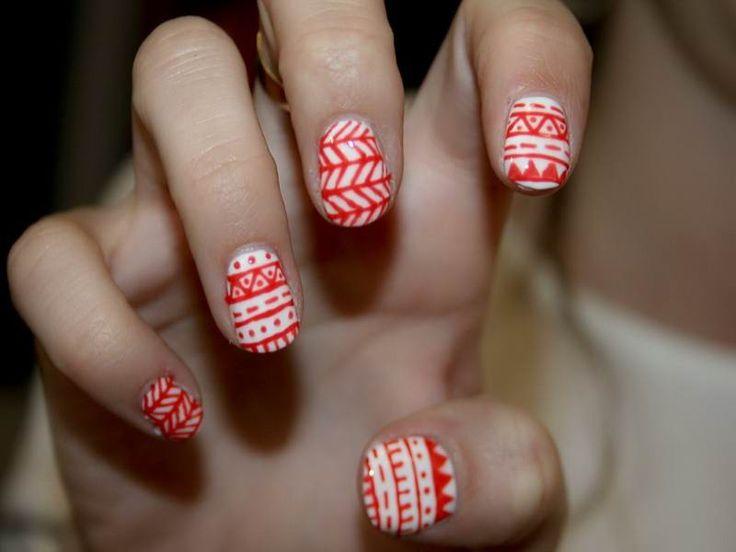 cute simple toenail designs