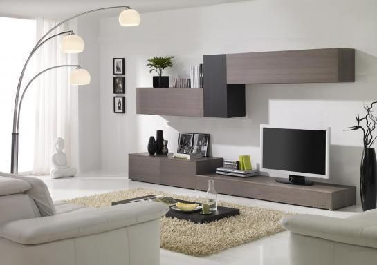 sala de tv minimalista pequeña - Buscar con Google