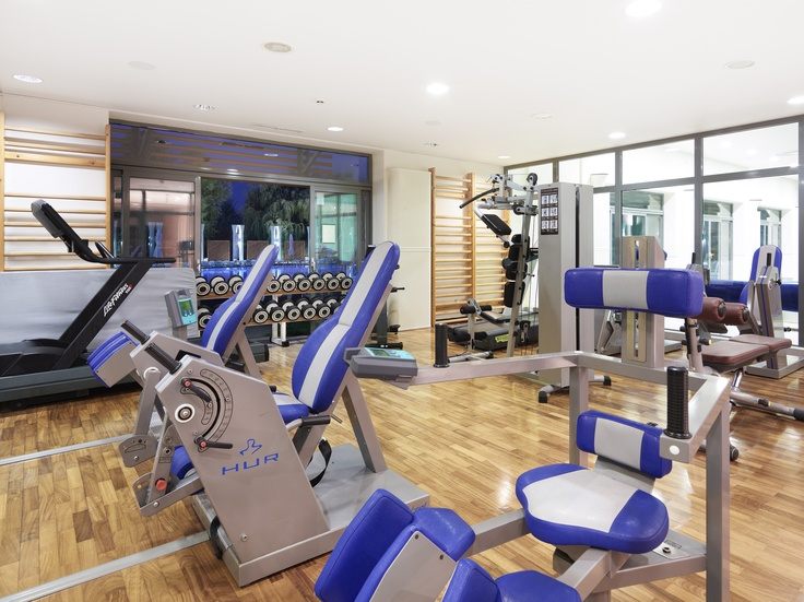 Ana Aslan Health Spa - Gym