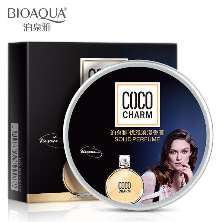 New brand solid perfume for women Parfum deodorant original fragrance #COCO