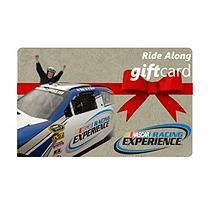 "NASCAR Racing Experience ""Ride Along Package"""