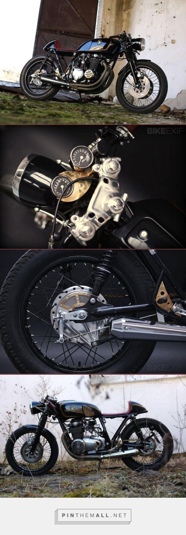 Honda CB550 by Eastern Spirit