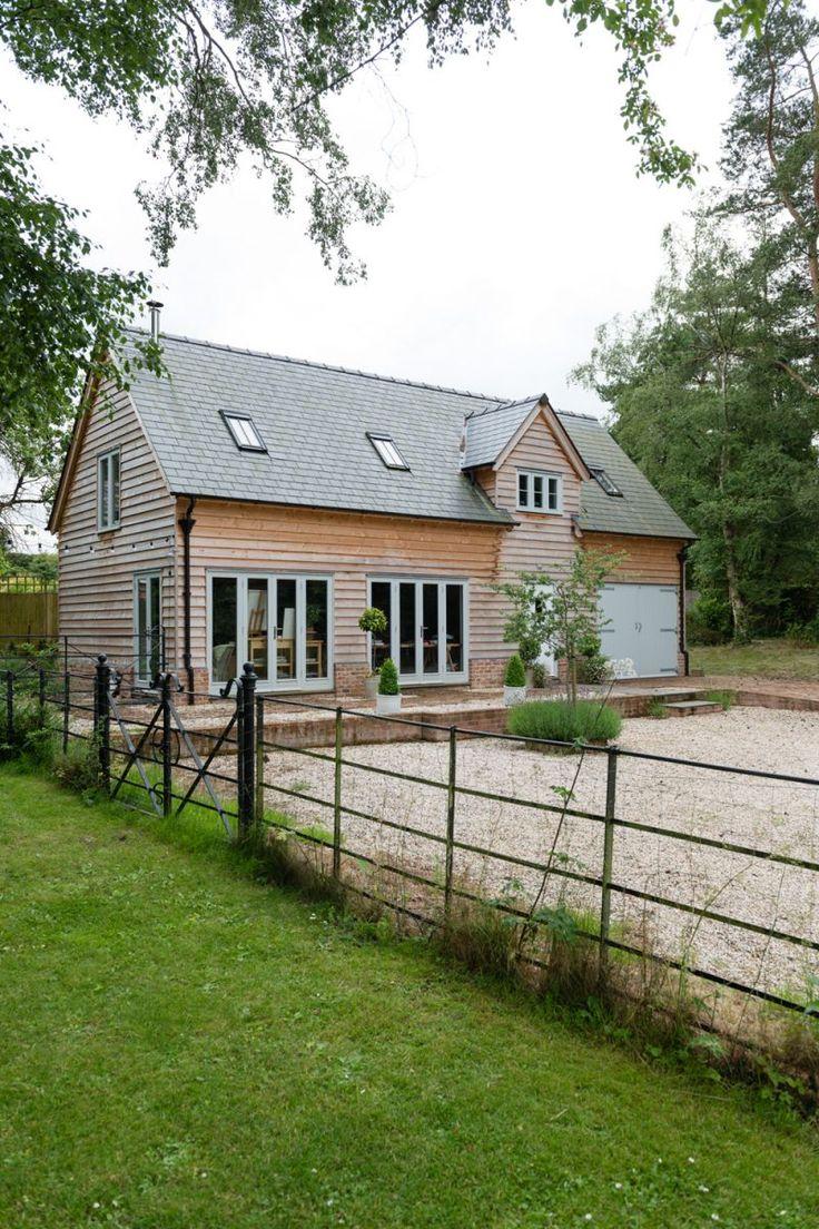 Studios - Border Oak - oak framed houses, oak framed garages and structures.