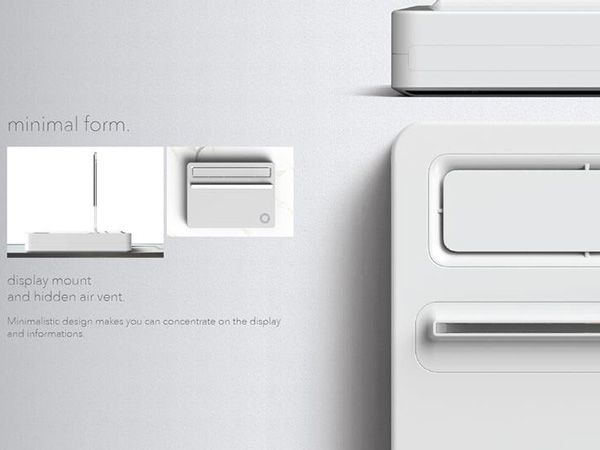 The Pure Air That We Can See | Yanko Design