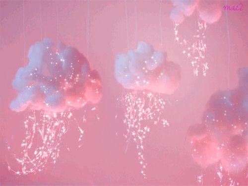 sparkle clouds