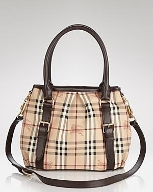 Burberry Inspired Purse