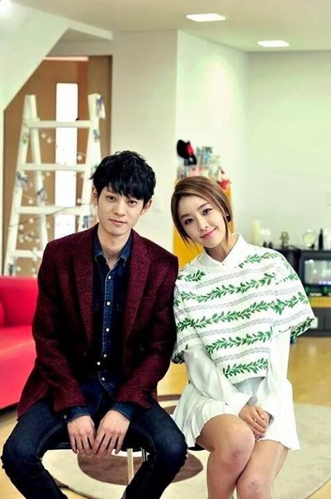 joon young & yoo mi