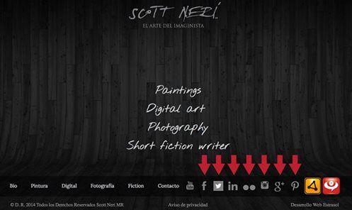 Recuerden que pueden acceder a mis redes sociales desde mi pagina oficial www.scottneri.com (flickr, pinterest, youtube, tumblr, twitter, linkedin, google+, instagram, YoArtista) #ScottNeri #arte #yoartista #ElArteDelImaginista #ScottNeriElArteDelImaginista #art #mexicanart