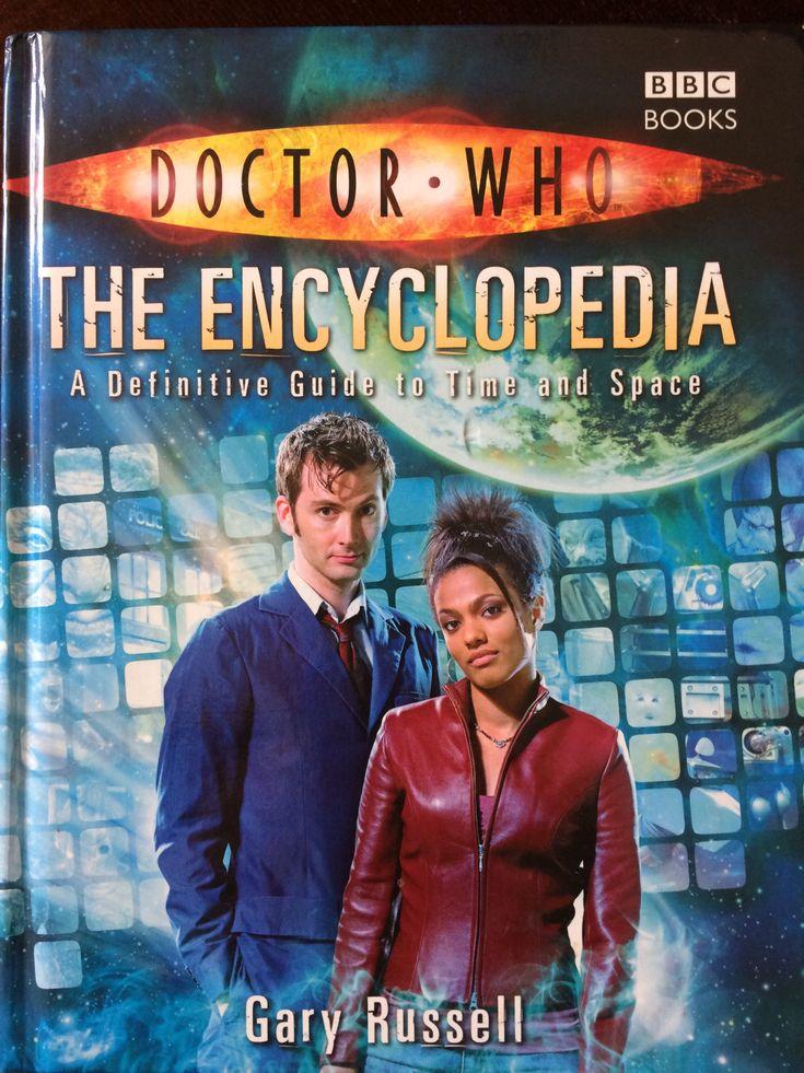 Dr Who Encyclopaedia for sale £6 #DoctorWho #Ilfracombe #Barnstaple #Bideford #NDevon #NorthDevon #Devon #Dalek #Whovian
