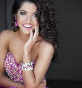 Miss North Carolina Teen USA 2013,headshot,pageant