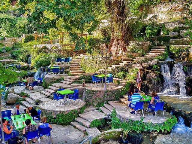 Ujevara Bar and Restaurant - Borsh, Albania  After a day at the beach in 35c…