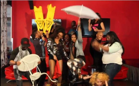 DJ Traci Steele, DJ Babey Drew, and more Harlem Shake in Atlanta