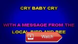 Beatles Cry Baby Cry Hector Karaoke