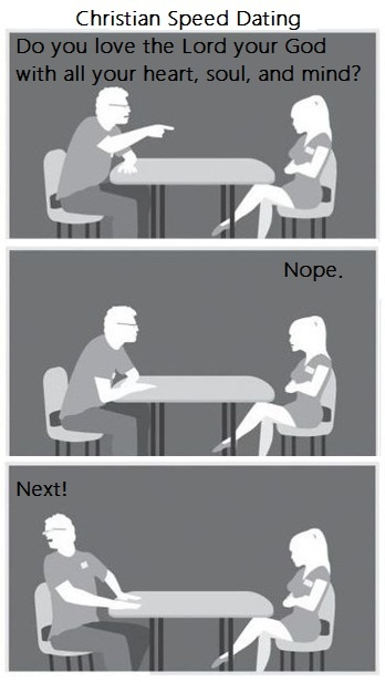 Christian speed dating okc