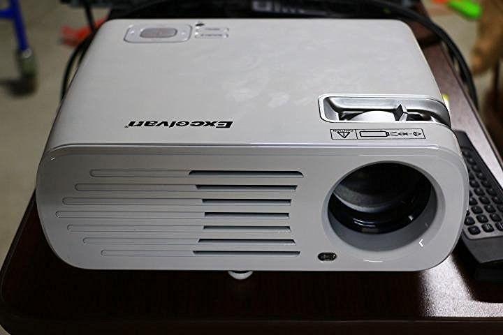 Amazon.com: Jeremiah Mcintosh's review of Excelvan 2600 Lumens Mini LED Multimedia L...
